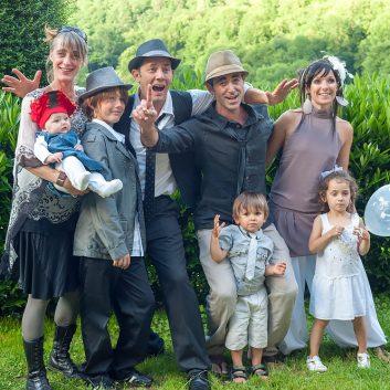 Photographe Mariage Toulouse : shooting groupes